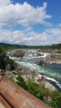 So many beautiful spots just outside of DC Great Falls VA