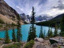 So this is what yall like huh Well me too Moraine Lake Alberta Canada everybody