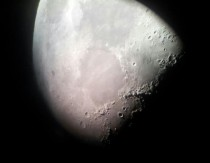 So you guys liked my picture of the moon Have some more x