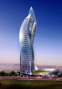 Socar Tower South Korea