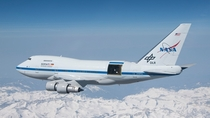 SOFIA - NASAs Stratospheric Observatory for Infrared Astronomy  Worlds biggest flying observatory