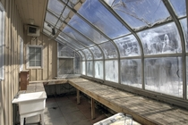solarium - Vacant House in Ontario Canada to be Demolished OC