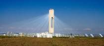 Solucar PS is the first solar thermal power plant based on tower in the world that generates electricity in a commercial way