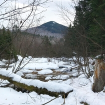 Some Appalachian winter scenery