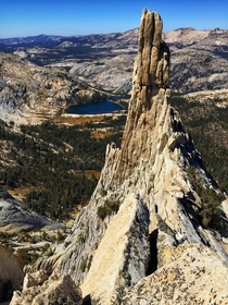 Some of the best rock climbing in the world when its not covered by snow Yosemite National Park CA  x