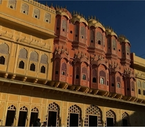 Some old remaining Royal palaces of kings Rajasthan India