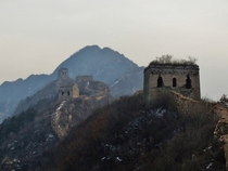 Some sections of the Great Wall are truly abandoned by uiwazaruu