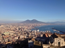 Somebody told me to post this here Naples - Italy December