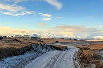Someplace near Landmannalaugar in early November Iceland