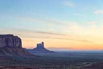 Sometimes its worth get up at  am to get a photo - Monument Valley