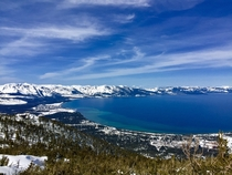 Sometimes The Hike Is Worth It South Lake Tahoe NV