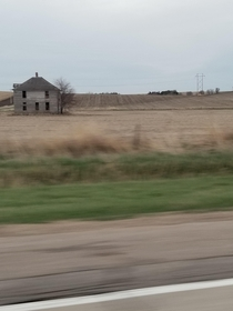 Somewhere along my  hour drive from ND to AZ this weekend Nebraska I believe