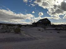 Somewhere in the Mojave