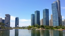Songdo Incheon South Korea