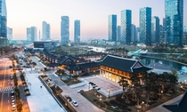 Songdo Incheon South Korea x