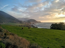 Soo glad I decided to take hwy  over the weekend Shot w Nexus  Big Sur CA OCx