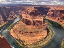 Sorry Im not sorry about another Horseshoe bend post Unreal  OC