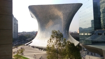 Soumaya Museum Mexico City Designed by Fernando Romero