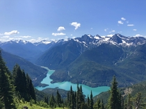 Sourdough Mountain North Cascades WA