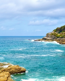South Bondi Beach Sydney