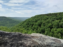 South Cumberland State Park Tennessee