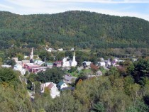 South Royalton VT - a classic New England town