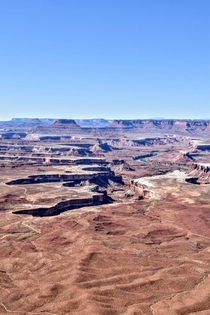 Southern Utah is mesmerizing Canyonland National Park late September