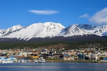 Southernmost city in the world Ushuaia Argentina