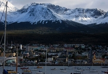 Southernmost city in the world Ushuaia Patagonia Argentina