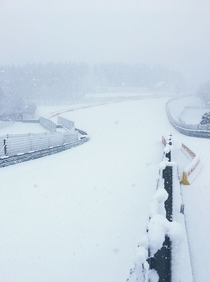 Spa-Francorchamps right now
