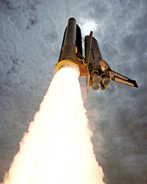 Space Shuttle Columbia STS- NASA