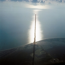 Space Shuttle Discovery Launch in