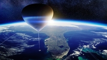 Spaceship Neptune - a high-performance balloon and pressurised capsule for space travel