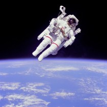 Spacewalk  Astronaut Bruce McCandless
