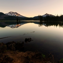 Sparks Lake Bend Oregon