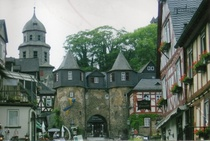 Speaking of German villages Braunfels Hessen