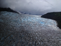 Speaking of glaciers heres one from when I took a trip to Alaska