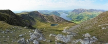 Speaking of the Lake District heres my best photo from the top of High Stile