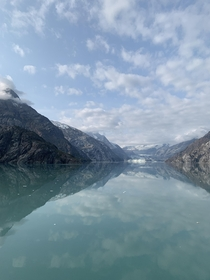 Spent a day in Glacier Bay Alaska