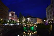 Spent a few days in Ljubljana Slovenia last week Stunning old-world Europe