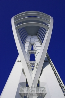 Spinnaker Tower by Peter Warlow Portsmouth England x