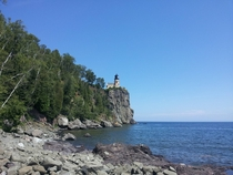 Split Rock Lighthouse in Two Harbors MN x
