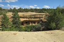 Spruce Tree House Mesa Verde Colorado OC