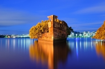 SS Ayrfield one of many abandoned and decommissioned ships floating in the Homebush Bay just west of Sydney Photo by Rodney Campbell
