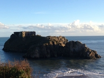 St Catherines Island Tenby UK