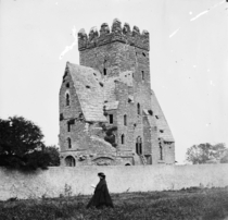 St Doulaghs Church on the Malahide Road Dublin