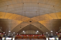 St John Arena Ceiling The Ohio State University - Columbus Ohio