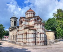 St John the Baptist church in Kerch Ukraine