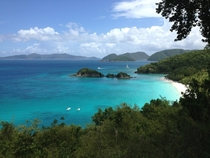 St John US Virgin Islands