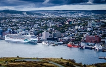St Johns Newfoundland and Labrador